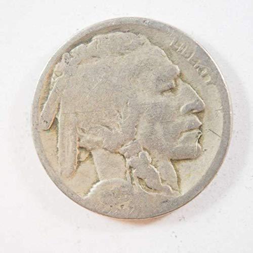 1923 P Buffalo Nickel Nickels Ungraded