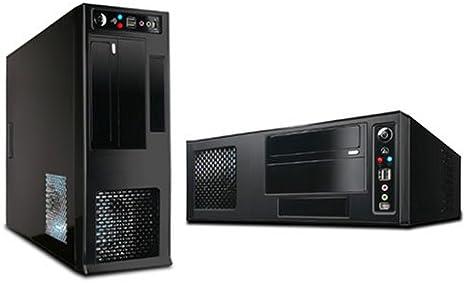 Apevia X-MASTER-BK/500 Escritorio 500W Negro Carcasa de Ordenador - Caja de Ordenador (Escritorio, PC, Aluminio, Baby AT, Negro, 500 W): Amazon.es: Informática