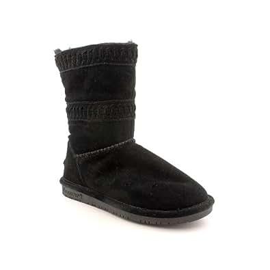 Amazon.com | Bearpaw Rachel Womens Suede Winter Boots