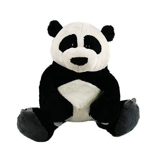 "Athoinsu Giant Panda Stuffed Animal Soft Plush Toy Bear Companion Realistic Pet Kids Toddlers Birthday Gifts on Festival, 13.5"""