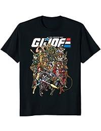 G.I. Joe Large Group Of Battle Heroes T-Shirt