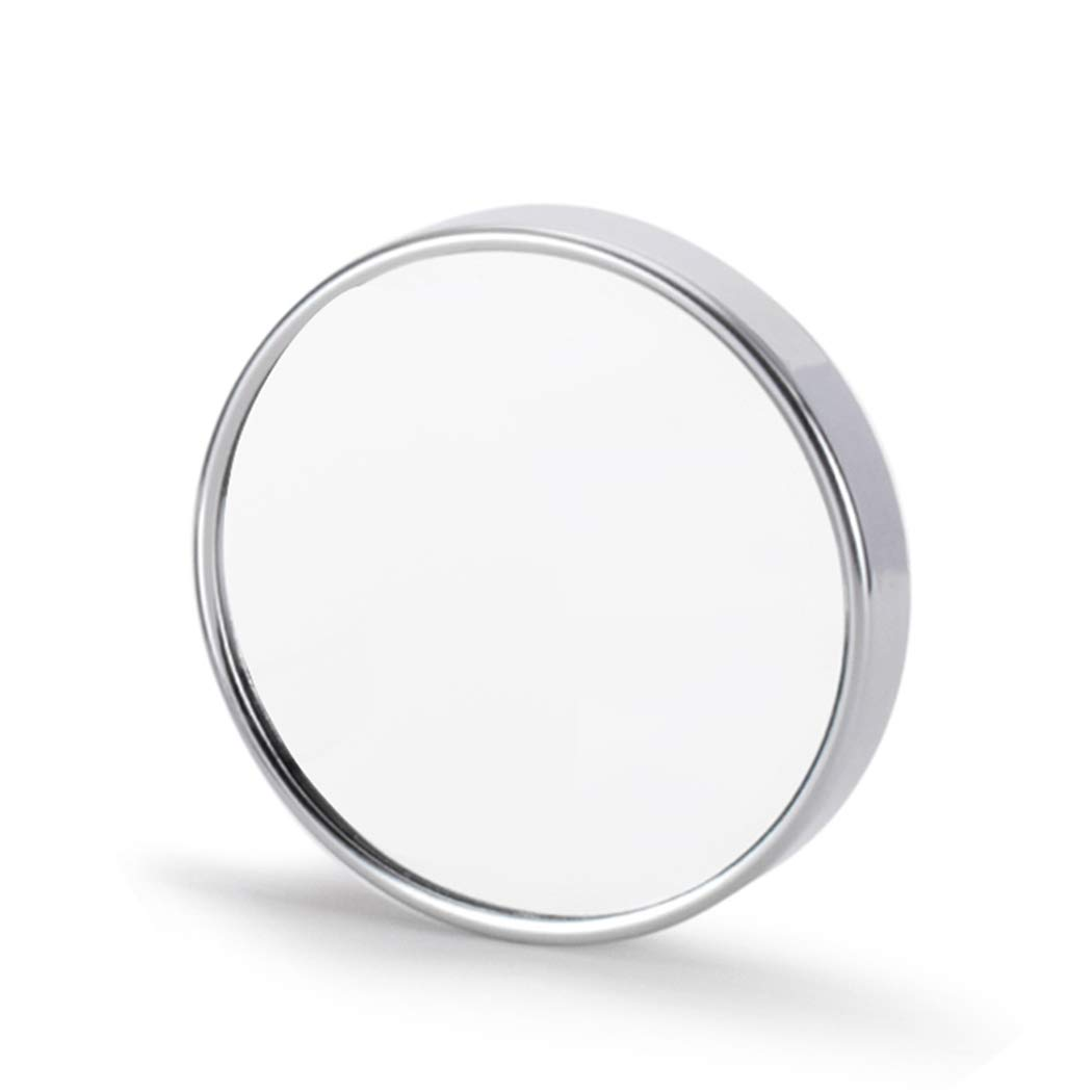 OVEKI shaving mirror Portable vanity mini double-sided 3x magnifying mirror portable for travel