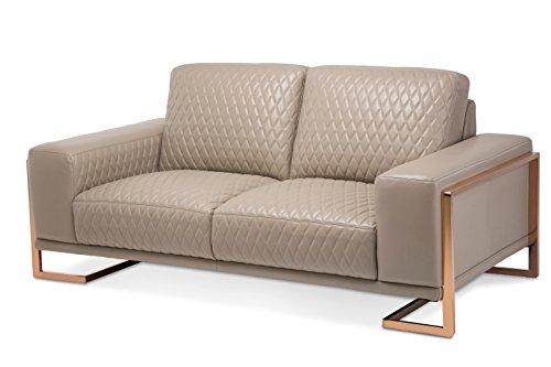 Admirable Amazon Com Michael Amini Mb Giann25 Pch 801 Gianna Leather Lamtechconsult Wood Chair Design Ideas Lamtechconsultcom