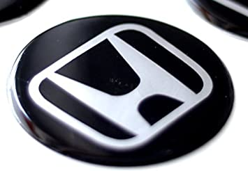 4 x 70 mm Diámetro Juego para artículo Wheel Centre Caps Pegatinas Self Adhesive Emblema Decals Cheap Pegatinas Emblema para llantas Buje Tapa Tapacubos ...