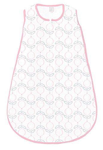 SwaddleDesigns Cotton Sleeping 2 Way Zipper
