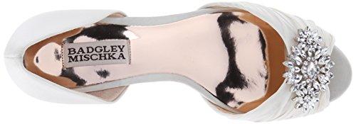 Badgley Mischka Womens Sandalo Con Zeppa Con Zeppa