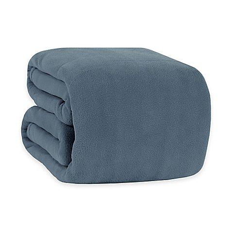 Serasoft Polyester Blanket Size King Color Tea Home