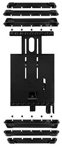 Ram Mount Universal Small Tab-Lock Holder for 7-Inch Screen Tablets Including The BlackBerry Playbook, Google Nexus 7 and Samsung Galaxy (RAMHOLTABLSMU)