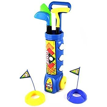 Amazon.com: Little Tikes Totsports Easy Hit Golf Set: Toys & Games