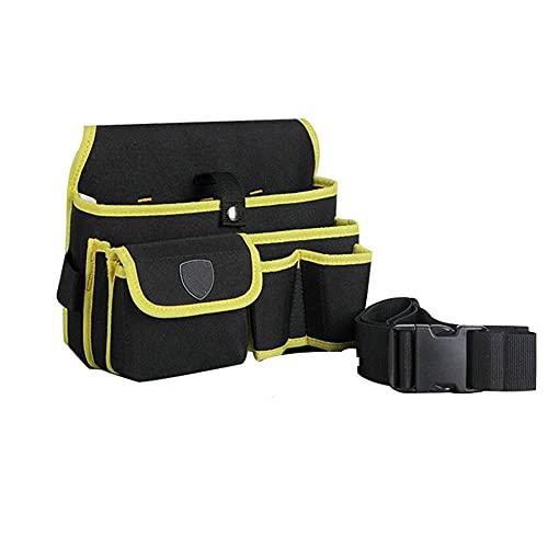 ANZQTAIYANG Nieuwste Riem Taille Pocket Case Hoge Capaciteit Tool Tas Taille Zakken Elektricien Tool Tas Oganizer…