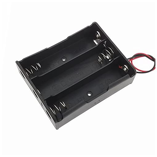 Sackorange-Battery-Holder-Case-Box-Black-Wire-Leads