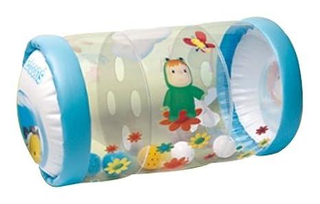 Smoby 211158 Cotoons - Rulo hinchable, color azul: Amazon.es: Bebé