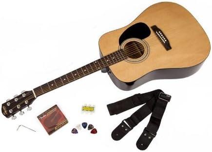 Fender Squier SA-50 guitarra acústica: Amazon.es: Instrumentos ...