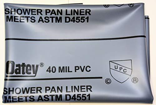"SHOWER PAN LINER KIT 6X7 ""OATEY"""