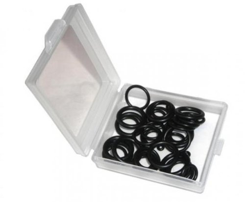 Typhoon 42-Piece O-Ring Kit with Case for Scuba Tanks and Regulators ()