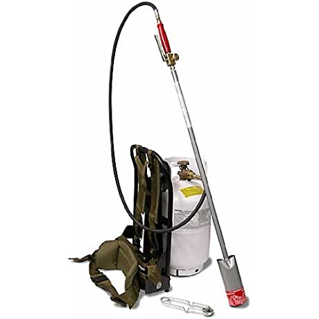 Red Dragon BP 2512 SVC 400 000 BTU Weed Dragon Backpack Propane Vapor Torch Kit With Squeeze Valve