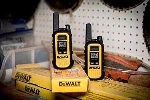 DeWALT DXFRS300 1W Walkie Talkies Heavy Duty Business Two-Way Radios (Pair) by DEWALT (Image #18)