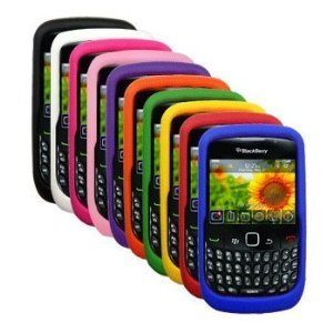 ten-silicone-cases-skins-covers-for-rim-blackberry-curve-3g-9330-9300-8520-8530-orange-hot-pink-blac