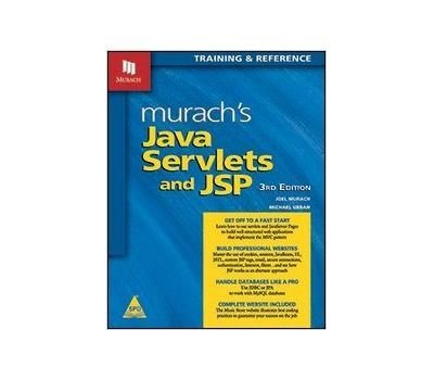 Murachs Java Servlets & Jsp by Shroff Publishers & Distributors Pvt Ltd