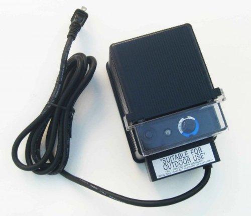 150 Watt Black Plastic Transformer (Plastic Lighting)