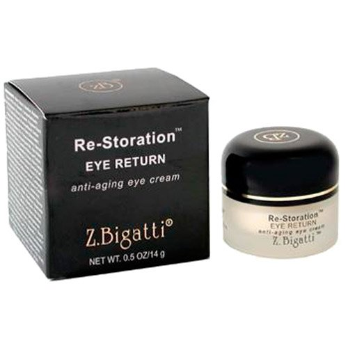 Z. Bigatti Re-Storation Age-Defying Eye Cream, Eye Return, 0.5 oz (14 g) by Z. Bigatti