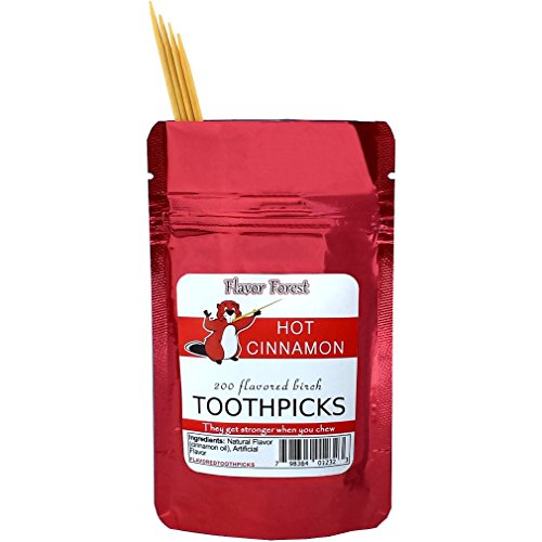 Price comparison product image Hot Cinnamon Toothpicks 200ct