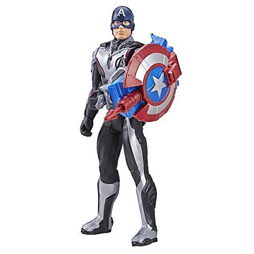 Avengers Marvel Endgame Titan Hero Power Fx Captain America
