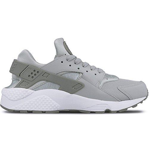 Nike - Nike Air Huarache Run Classic Wolf Grey 318429 033 - 318429 033 - EU 45.5 - US 11.5 - UK 10.5 - CM 29.5