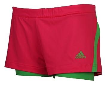 finest selection 01f0c 5bae2 Adidas Barricade ClimaLite Damen Tennis Shorts kurze Hosen ...
