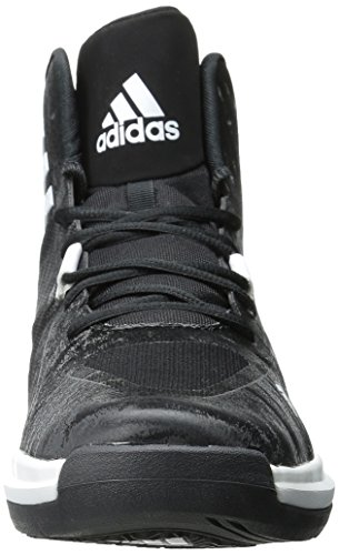 Adidas Mens Crazy Strike Basketball Shoes Black/Core White XfnDyA