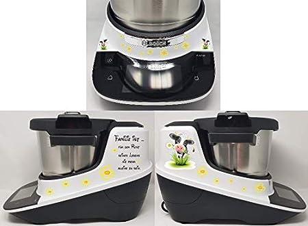 Pegatina para Bosch Cookit Vaca: Amazon.es: Hogar