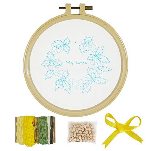 embroidery hoop assortment - 6