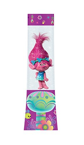 Trolls Princess Poppy LED Glitter Lamp
