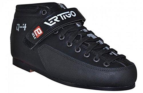 Luigino Vertigo Q-4 Quad Skate Boot Women Size 12