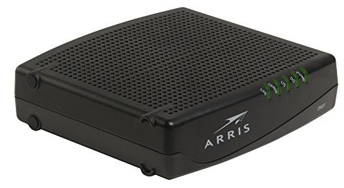 ARRIS CM820A Cable Modem DOCSIS 3.0 (Latest Version - 1 Step Activation) by ARRIS