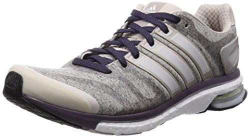Adistar adidas Heather Ash Ftwr Clear Trainieren Purple Damen Multicolor Brown White Laufen Boost fHHZqd