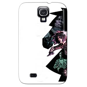 Fashion Design Protection For Galaxy S4 Case Cover White ExvDorgFdN