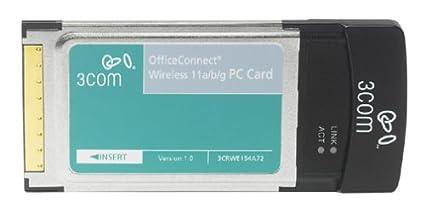 3COM OFFICECONNECT 3CRWE154A72 WINDOWS 7 DRIVER
