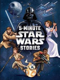 Lucasfilm Ltd.: Star Wars : 5-Minute Star Wars Stories (Hardcover); 2015 Edition