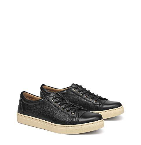 Trask Men's Beck Fashion Sneaker, Black, 11 M US ()