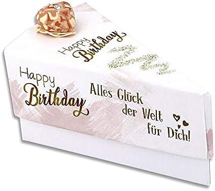 Set de 3 cajas de regalo, caja de regalo, regalo de dinero, caja para tartas: Amazon.es: Oficina y papelería