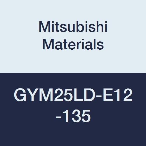 5.315 Grooving Diameter 0.094//0.098//0.108 Seat M25 Size Modular Blade 0.472 Grooving Depth Left Hand Mitsubishi Materials GYM25LD-E12-135 Face Grooving Holder