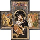 Icon of Our Lady and Child. Religious Icon.Icon