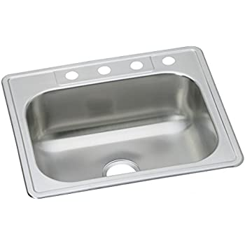 Delicieux Dayton DSE125223 Single Bowl Top Mount Stainless Steel Sink