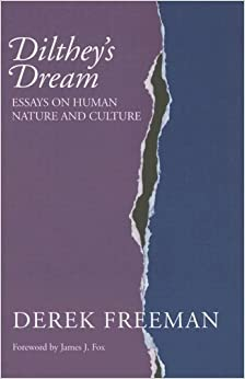 dilthey s dream essays on human nature and culture derek man dilthey s dream essays on human nature and culture