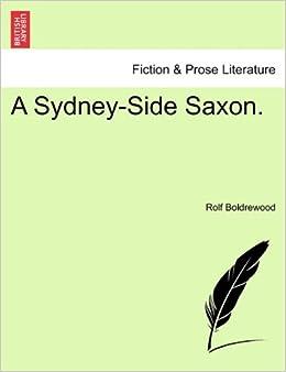 Book A Sydney-Side Saxon.