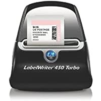 Dymo Labelwriter 450 Turbo Direct Thermal Printer - Monochrome - Label Print Prod. Type: Printers Inkjet/Label Printers