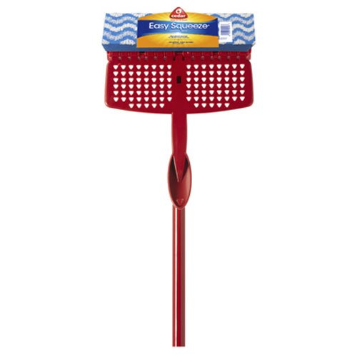 O'CEDAR BRANDS 147288 Extra Squeeze Sponge Mop (Mop Power Sponge Strip)