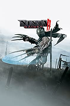 Amazon.com: PremiumPrintsG - Ninja Gaiden II Xbox 360 PS3 ...
