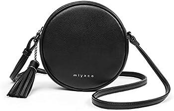 Miyaco Women's Round Crossbody Bag